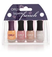 Orly Le Petite French Mani Kit