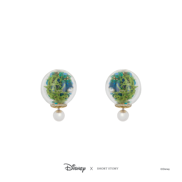 Short Story: Disney Bubble Earring - Ariel