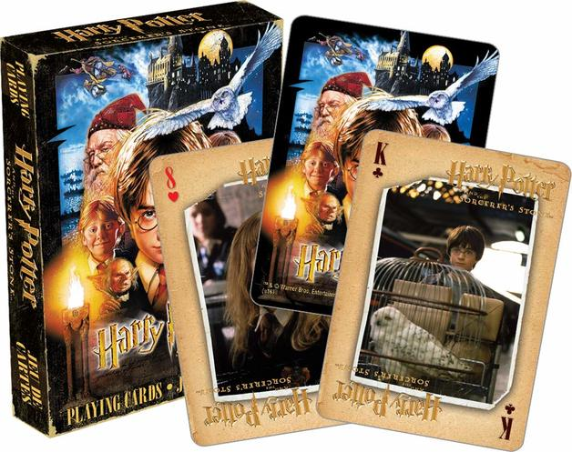 Harry Potter – Philosopher's Stone Playing Cards