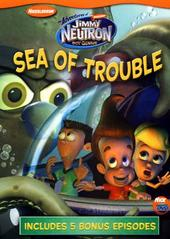 The Adventures of Jimmy Neutron - Boy Genius: Sea Of Trouble on DVD