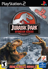 Jurassic Park: Operation Genesis for PlayStation 2