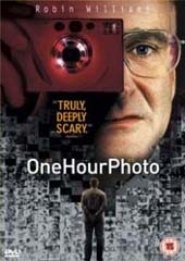 One Hour Photo on DVD