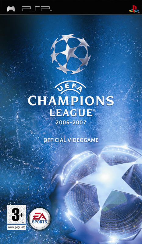 UEFA Champions League 07 for PSP