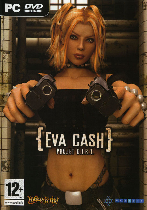 Eva Cash Project Dirt for PC