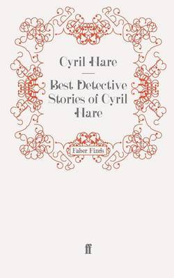 Best Detective Stories of Cyril Hare by Cyril Hare image