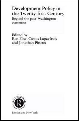 Development Policy in the Twenty First Century image