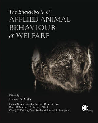 Encyclopedia of Applied Animal Behaviour and Welfare image