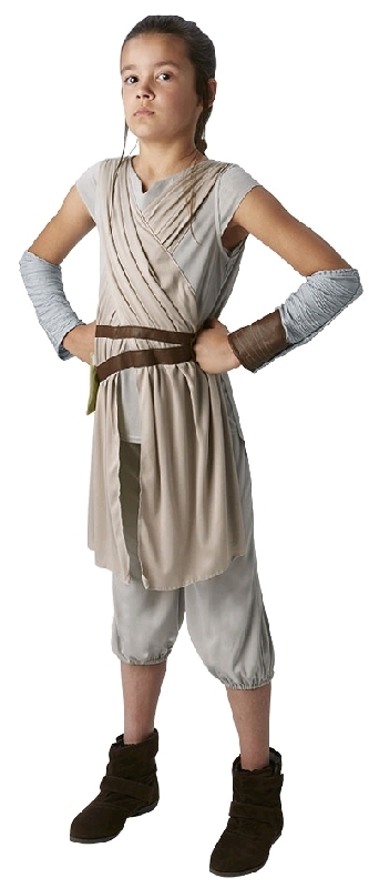 Star Wars: Kids Rey Deluxe Costume - XXL