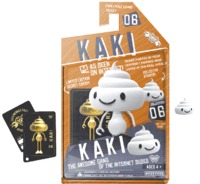 Kaki Face - Internet Meme Figurine