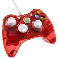 Rock Candy Wired Controller - Stormin Cherry for Xbox 360