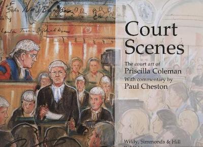 Court Scenes by Priscilla Coleman image