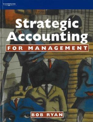 Strategic Accounting for Management by Bob Ryan image