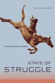 State of Struggle by Lois Harder image
