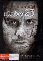 The Number 23 on DVD