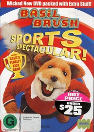 Basil Brush - Vol 3: Sports Spectacular on DVD image