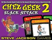 Chez Geek 2: Slack Attack Expansion by John Kovalic image