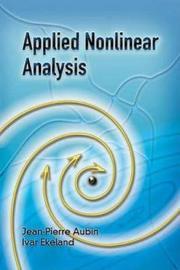 Applied Nonlinear Analysis by Jean-Pierre Aubin