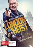 London Heist on DVD