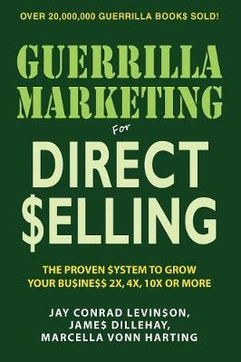 Guerrilla Marketing for Direct Selling by Jay Conrad Levinson image