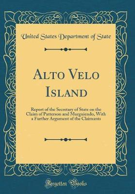 Alto Velo Island by United States Department of State
