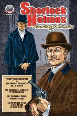 Sherlock Holmes by I.A. Watson image