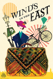 Mary Poppins Returns Maxi Poster - Wind in the East (935)