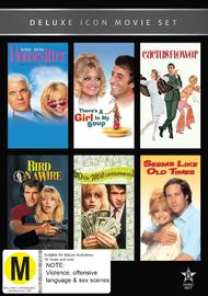 movie marathon volume 9 goldie hawn 6 pack on dvd
