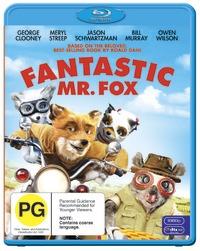 Fantastic Mr. Fox on Blu-ray