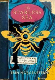 The Starless Sea by Erin Morgenstern image