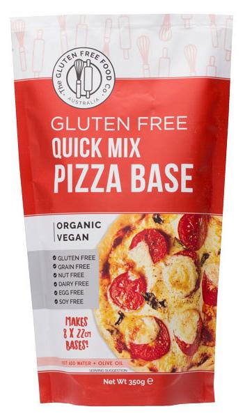 Gluten Free Pizza Base Mix 350g