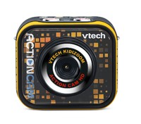 Vtech: Kidizoom - Action Cam HD (Yellow Black) image