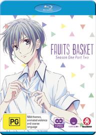 Fruits Basket - Season 1: Part 2 (Eps 14-25) on Blu-ray image