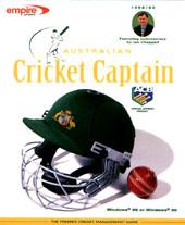 Australian Cricket Captain for PC