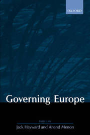 Governing Europe image