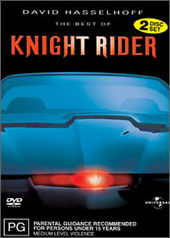 Knight Rider - The Best of (2 Disc Set) on DVD