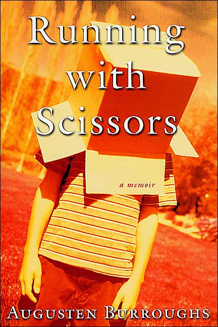 Running with Scissors by Augusten Burroughs image