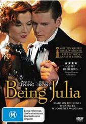 Being Julia on DVD