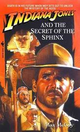 Indiana Jones and the Secret of the Sphinx by Max McCoy image