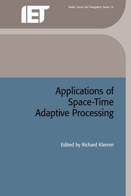 Applications of Space-Time Adaptive Processing image