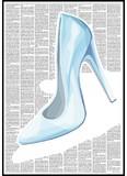 Spineless Classics Cinderella Print (21 x 30cm)