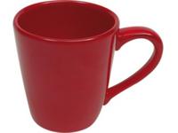 Casa Domani Portofino Scarlet Conical Mug 450ML