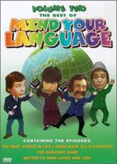 Mind Your Language, The Best Of - Volume 1 on DVD