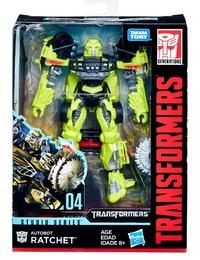 Transformers: Generations - Deluxe - Ratchet