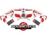 Hovertech: Battle FX - 3.0 Drone Playset (White /Red)