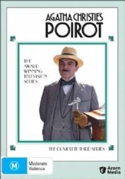 Agatha Christie's: Poirot - Series Three (4 Disc Set) on DVD image