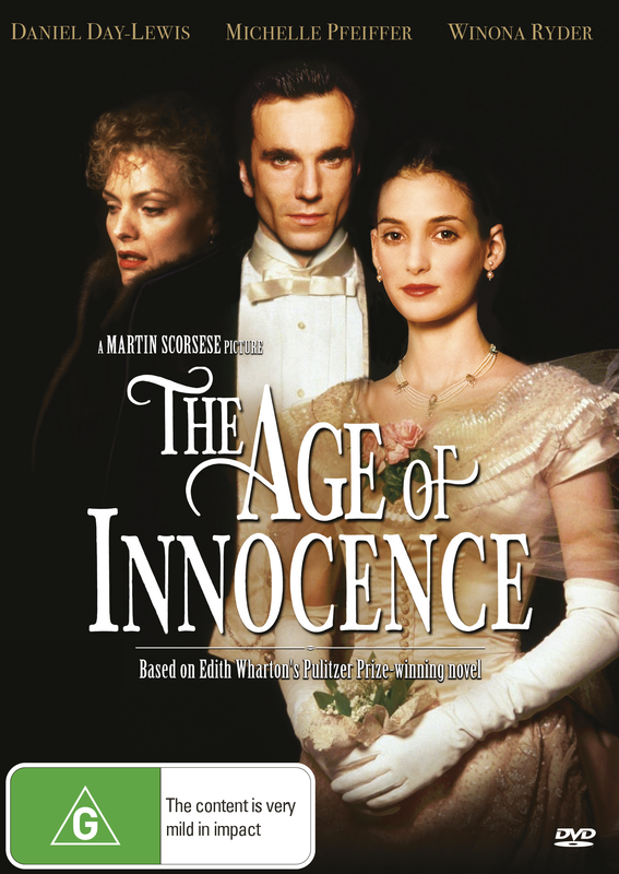 The Age of Innocence on DVD