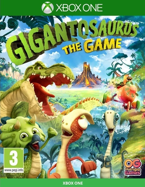 Gigantosaurus: The Game for Xbox One