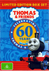 Thomas & Friends: Limited Edition 60th Anniversary Box Set (7 Disc) on DVD