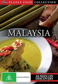 Planet Food: Malaysia on DVD