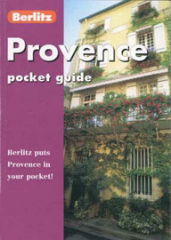 Provence Berlitz Pocket Guide by Giles Allen image